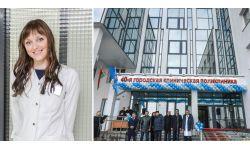 В Каменной Горке — торжественно открылась новая 40-я городская клиническая поликлиника.