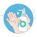 Дезинфицирующие средства и антисептики