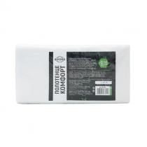 Полотенца одноразовые спанлейс (35х70см) белые