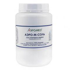 «Аэро-М-соль» для галоингалятора ГИСА-01 «Галонеб»