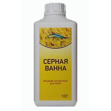 Концентрат для ванн «Серная ванна»