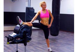 Упражнения на аппарате Назарова (бизон-вибро)