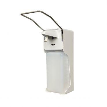 Дозатор локтевой для мыла, антисептика и дезинфицирующих средств