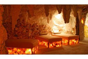 Управляемые галокомплексы (соляная пещера)