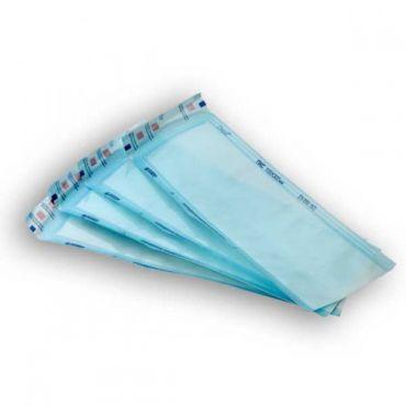 """Пакеты (1000 шт) """"ВИНАР"""" для паровой и газовой стерилизации - (плоские)"""