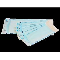 Пакеты для паровой и газовой стерилизации - (самозаклеивающиеся) (100 шт в упаковке)