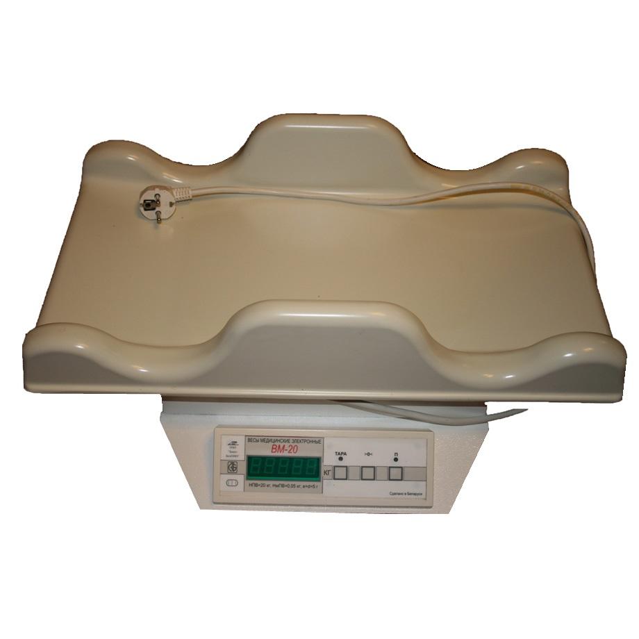 Весы медицинские электронные