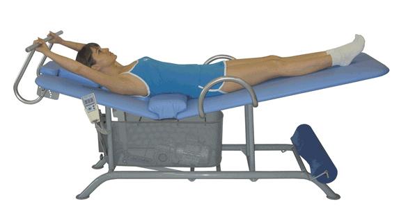 Установка для механотерапии позвоночника ОРМЕД - КИНЕЗО